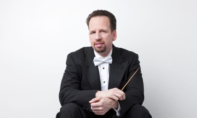 From elementary music room to Utah Symphony Orchestra: An interview with the Utah Symphony's Scott O'Neil