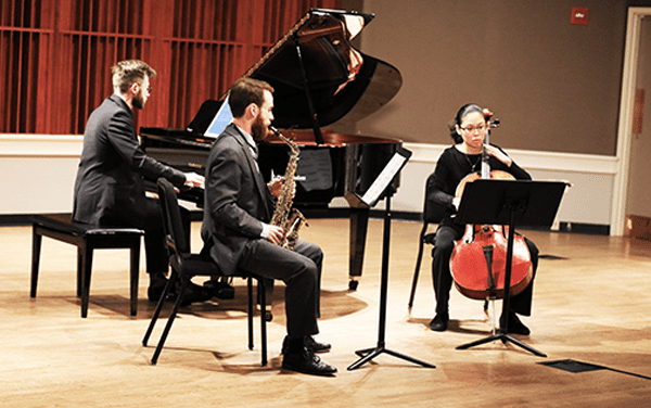 Building Musicianship through Chamber Ensembles
